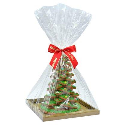 Árvore de Natal 3D Verde 550g