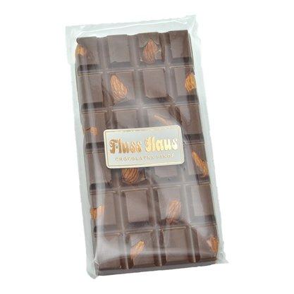 Barra de Chocolate ao Leite com Amêndoa 100g