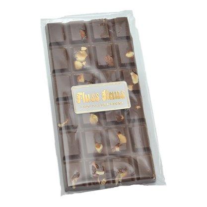 Barra de Chocolate ao Leite com Avelã 100g