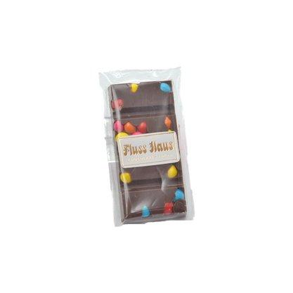 Barra de Chocolate ao Leite com Confete 20g