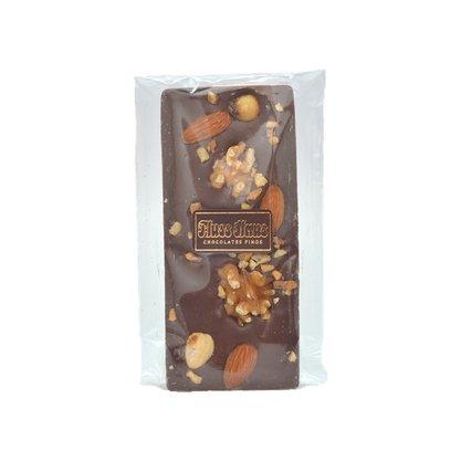 Barra de Chocolate com Mix de Sementes 60g