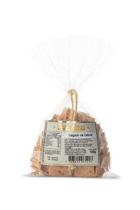 Biscoito Salgado de Cebola 100g