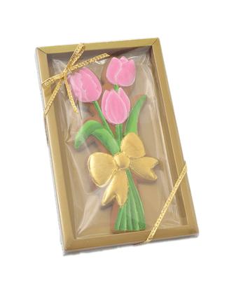 Bolacha de Mel - Buquê de flores