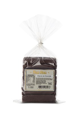 Charuto Amanteigado de Chocolate 500g
