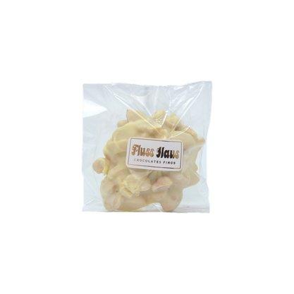 Crispis de Amendoim com chocolate branco 30g