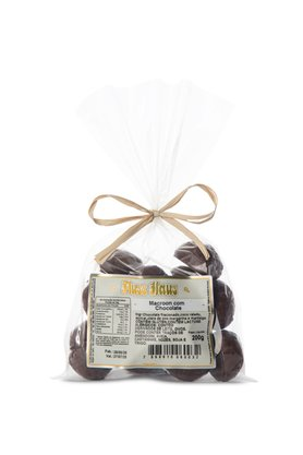 Macroon Docinho de Coco com Chocolate 200g