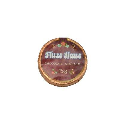 Moeda de chocolate ao leite com pimenta 15g