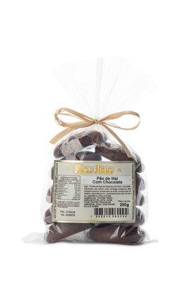 Pão de Mel com Chocolate 200g