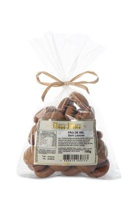Pão de Mel Sem Lactose 150g
