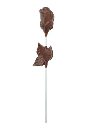 Rosa de chocolate 20g