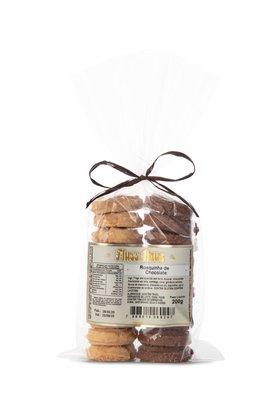 Rosquinha Recheada com Chocolate 200g